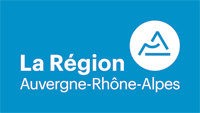 Notre partenaire : La Région Auvergne Rhône-Alpes